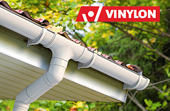 Gutter systems VINYLON
